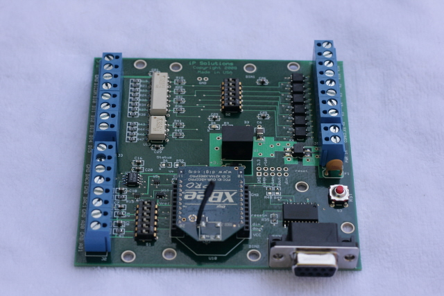 iP Solutions vWire Board